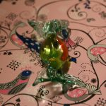 Murano Glass Lolly 100% handmade in Italy