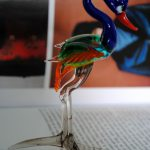 Glass animal in Murano glass handmade in Italy.