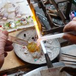 Lampworking in Murano Glass